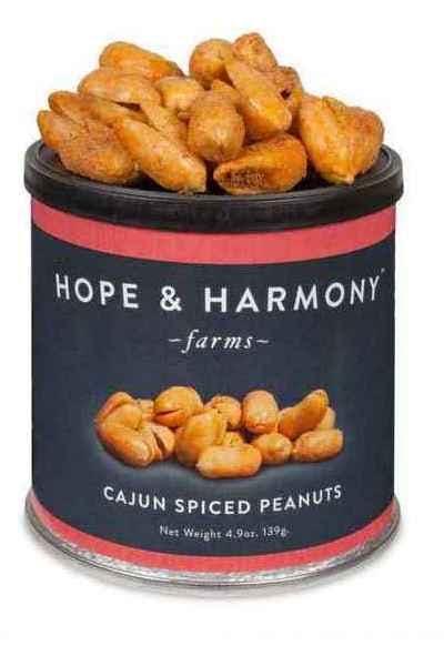 Hope & Harmony Cajun Peanuts