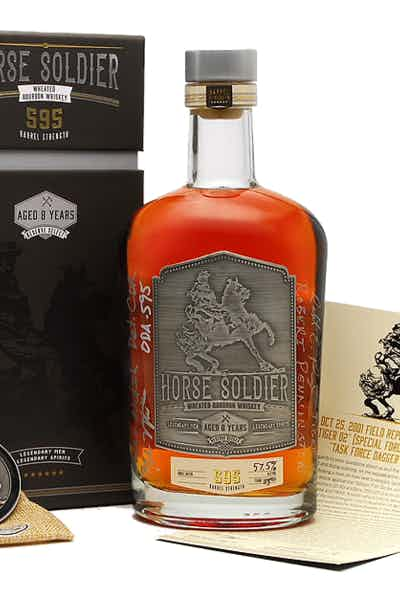 Horse Soldier Commander's Select Bourbon