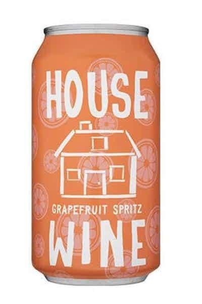House Wine Grapefruit Spritz Can