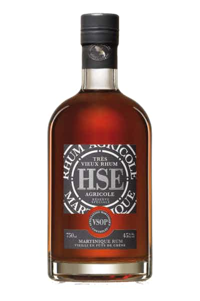 HSE VSOP Martinique Rum