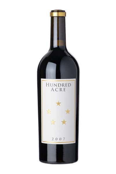 Hundred Acre Cabernet Kayli Morgan