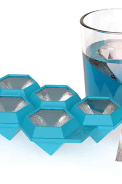 Iced Out Diamond Ice Cube Tray