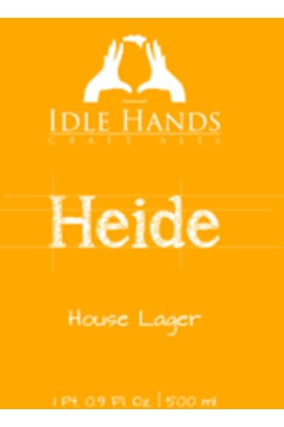 Idle Hands Heide