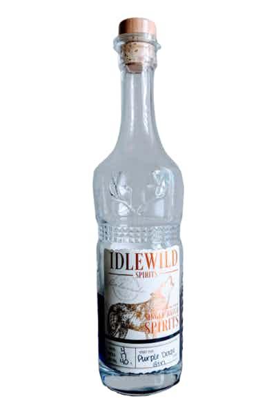 Idlewild Spirits Purple Daze Gin