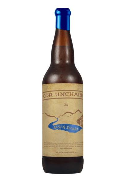 Igor Unchained Kern River