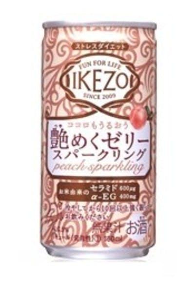 Ikezo Jelly Peach Sparkling Sake