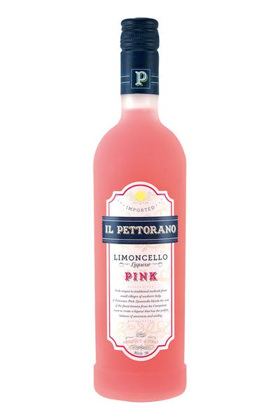 Il Pettorano Pink Limoncello