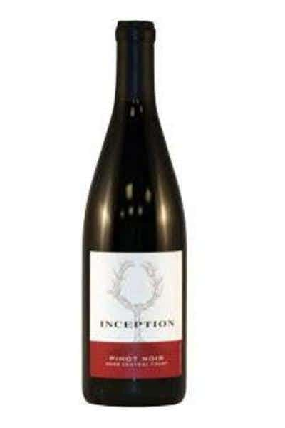 Inception Central Coast Pinot Noir