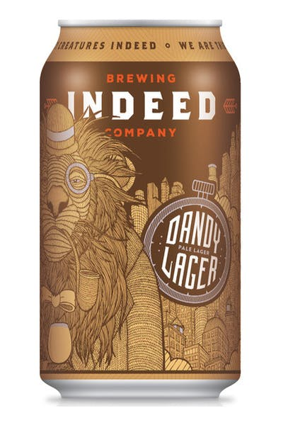 Indeed Dandy Lager