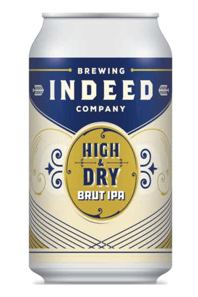 Indeed High & Dry Brut IPA