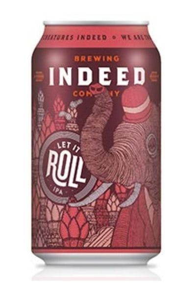 Indeed Let it Roll IPA