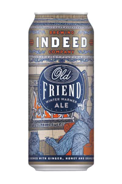Indeed Old Friend Holiday Ale