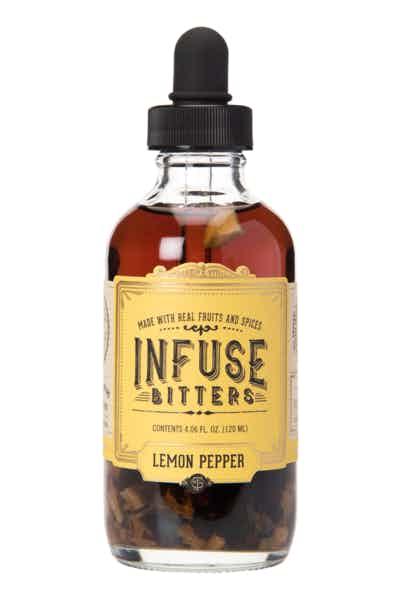 Infuse Bitters Lemon Pepper