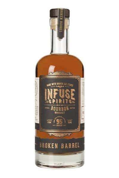 Infuse Broken Barrel Bourbon