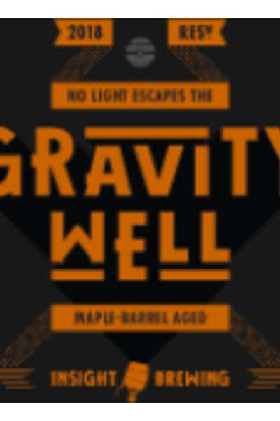Insight Gravity Well Maple Barrel Aged Stout