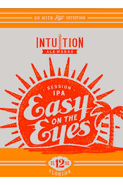 Intuition Ale Works Easy On The Eyes Session IPA