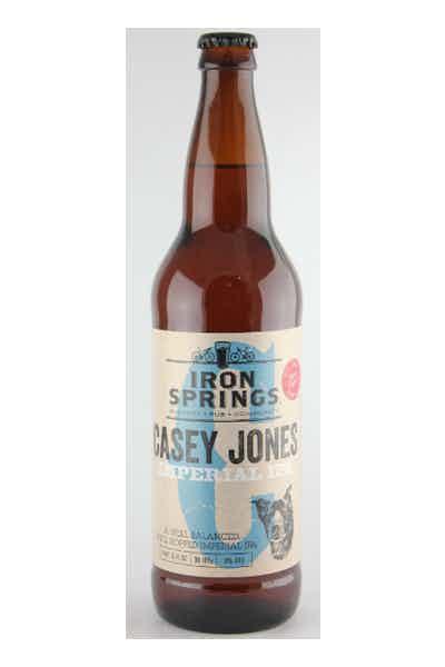 Iron Springs Casey Jones Imperial IPA