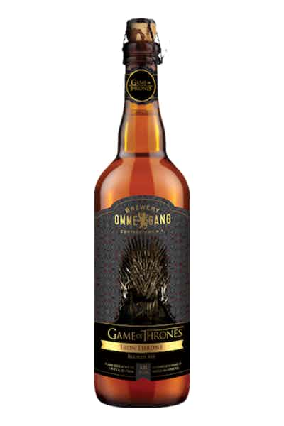 Ommegang Iron Throne