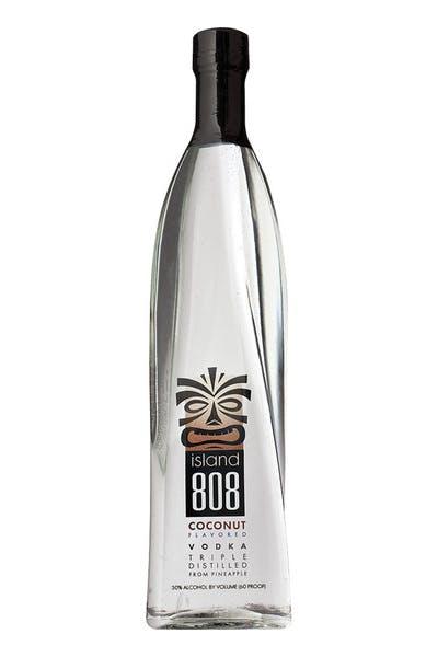 Island 808 Coconut Vodka