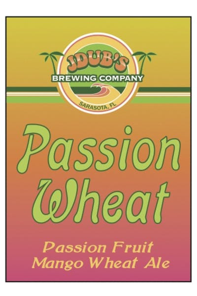 J Dubs Passion Wheat
