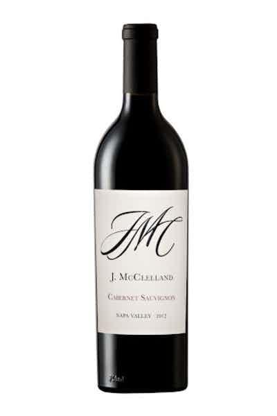 J. McClelland Selections Napa Valley Cabernet Sauvignon