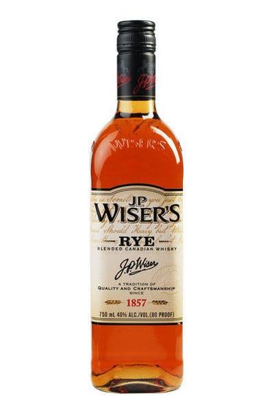J. P. Wiser's Rye Whisky