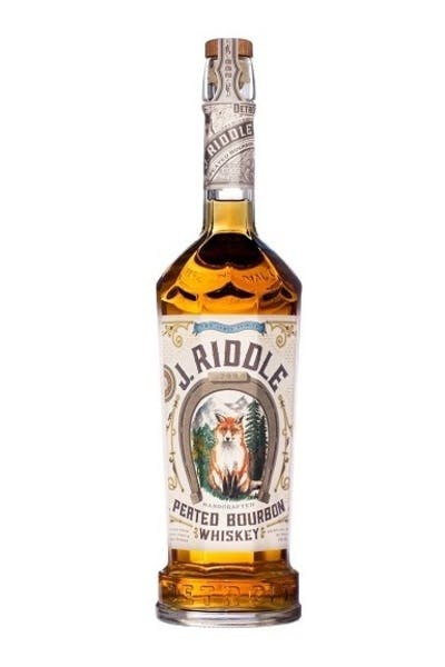 J. Riddle Peated Bourbon