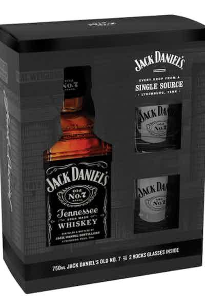 Jack Daniel's Old No. 7 Gift Set Price