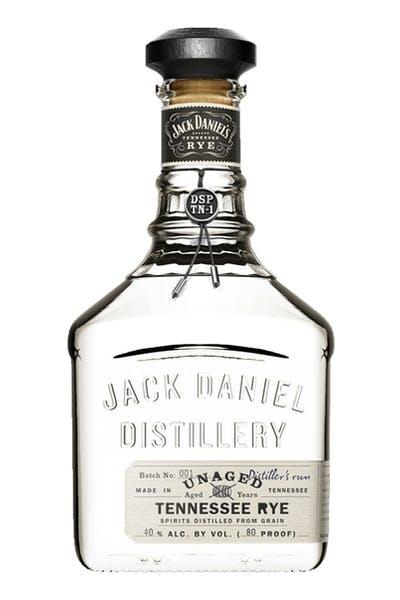 Jack Daniel's Unaged Tennessee Rye Whiskey
