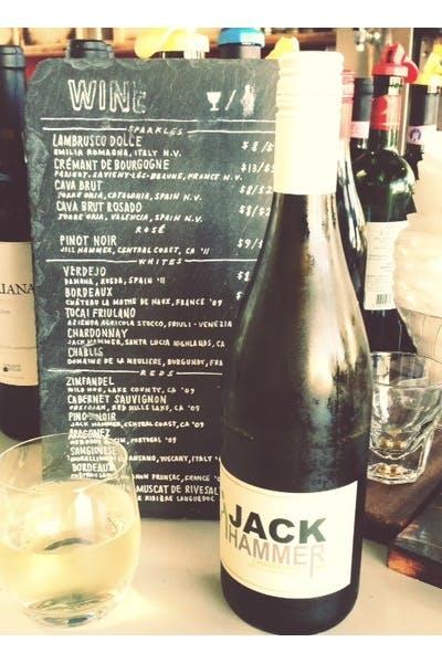 Jack Hammer Chardonnay