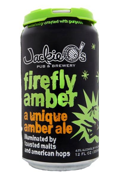 Jackie O's Firefly Amber Ale