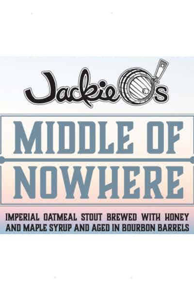 Jackie O's Middle Of Nowhere Stout