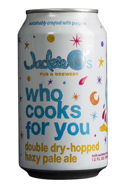 Jackie O's Who Cooks For You