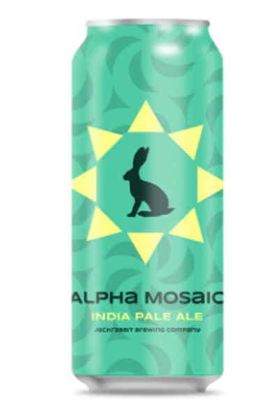 Jackrabbit Alpha Mosaic Imperial IPA