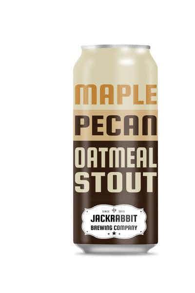 Jackrabbit Maple Pecan Oatmeal Stout