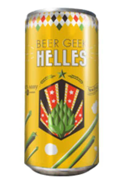 Jack's Abby Beer Geek Helles