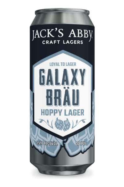 Jacks Abby Galaxy Brau Dry Hopped Lager