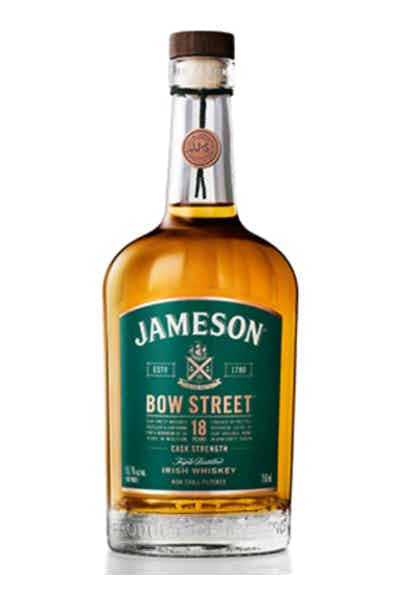 Jameson 18 Years Bow Street Irish Whiskey