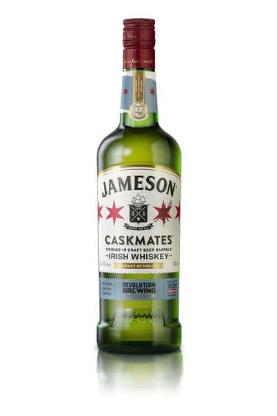 Jameson Caskmates Revolution Brewing Edition Irish Whiskey