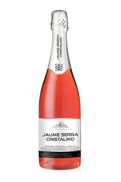 Jaume Serra Cristalino Cava Rose Brut