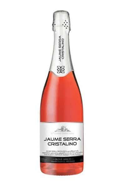 Jaume Serra Cristalino Cava Rosé Brut