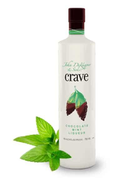 DeKuyper Crave Chocolate Mint Liqueur
