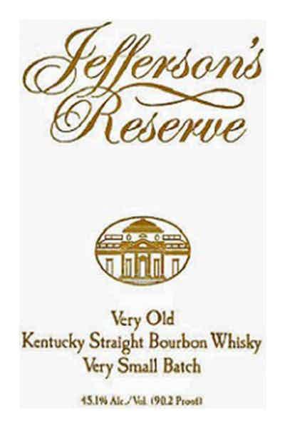 Jefferson Reserve Bourbon 19 Year