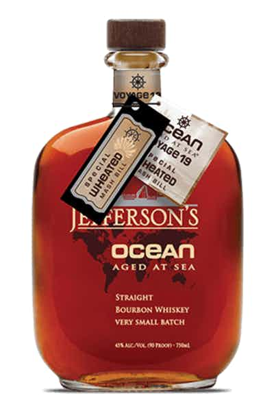 Jefferson's Ocean Aged At Sea Voyage No. 19 Wheated Very Small Batch Bourbon