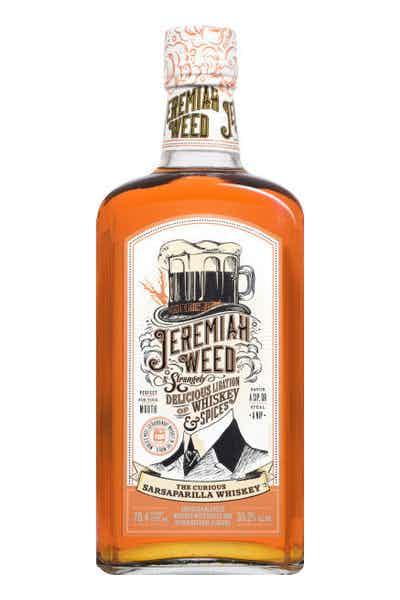 Jeremiah Weed Sarsaparilla Whiskey
