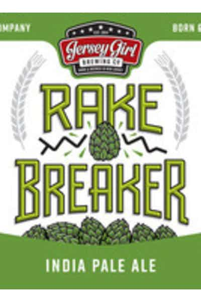 Jersey Girl Rake Breaker IPA