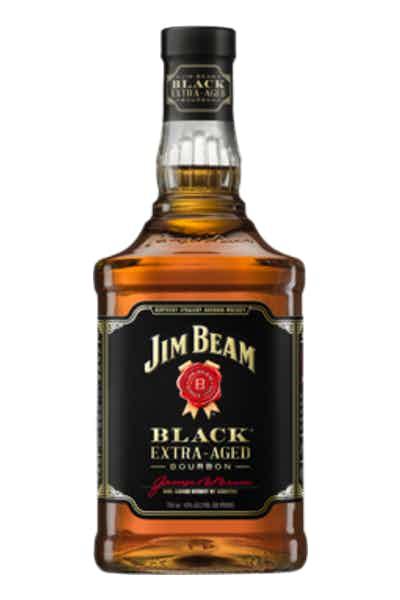 Jim Beam Black Extra Aged Bourbon Whiskey