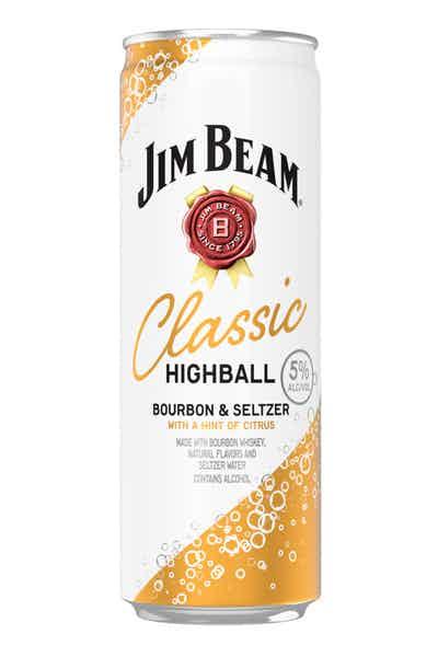 Jim Beam Cocktails Classic Highball
