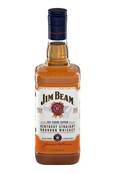 Jim Beam Houston Astros Limited Edition Bourbon Whiskey