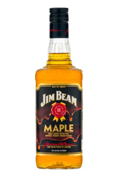Jim Beam Maple Bourbon Whiskey